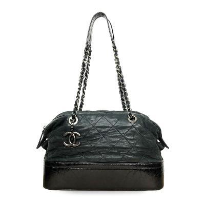 gabrielle hobo bag black